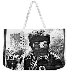 Battle Of The Bogside Mural Weekender Tote Bag