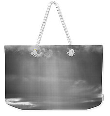 Bay Light Weekender Tote Bag