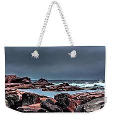 Bay Of Fires 3 Weekender Tote Bag by Wallaroo Images