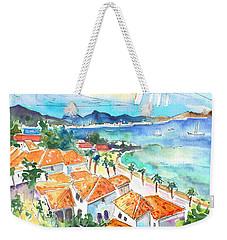 Bay Of Saint Martin Weekender Tote Bag