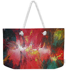 Bayley - Exploding Star Nebuli Weekender Tote Bag