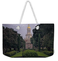 Baylor University Icon Weekender Tote Bag by Joan Carroll