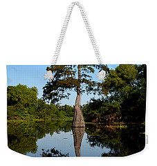 Bayou Reflections Weekender Tote Bag