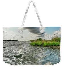 Bayou Sale Fishing Hole Weekender Tote Bag