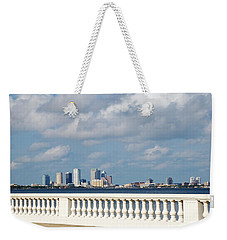 Bayshore Weekender Tote Bag by Aimee L Maher Photography and Art Visit ALMGallerydotcom
