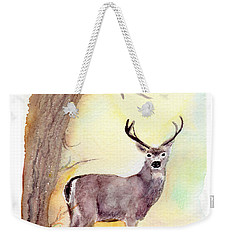 Be A Dear Weekender Tote Bag by C Sitton