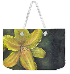 'be A Lily Among Thorns' Weekender Tote Bag