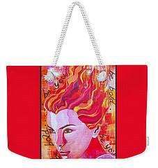 Be Bold Be You Weekender Tote Bag