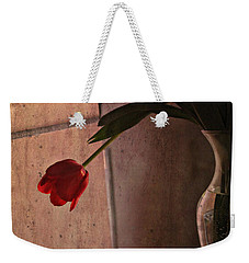 Be My Valentine Weekender Tote Bag by Katie Wing Vigil