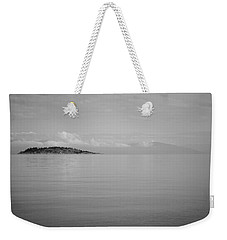 Be Still My Ocean  Weekender Tote Bag by Roxy Hurtubise