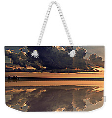 Be The Rainbow Weekender Tote Bag