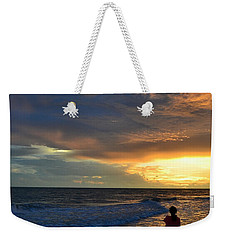 Be Wonderful... Because You Are Weekender Tote Bag
