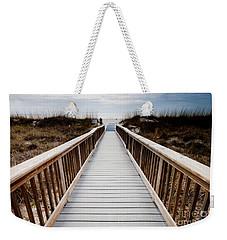 Beach Access Hilton Head Weekender Tote Bag