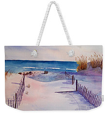 Beach Afternoon Weekender Tote Bag