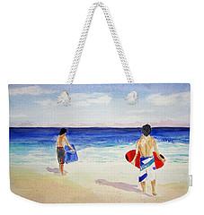 Beach Boys Australia Weekender Tote Bag