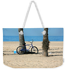 Beach Day Weekender Tote Bag by Art Block Collections