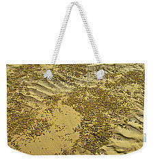 Beach Desertscape Weekender Tote Bag by Jocelyn Kahawai