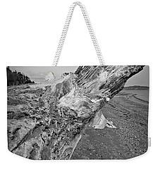 Beach Driftwood View Weekender Tote Bag