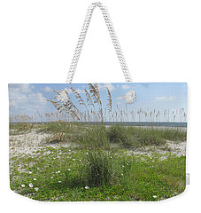 Beach Flowers And Oats 2 Weekender Tote Bag