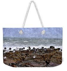 Beach Goers Bgwc Weekender Tote Bag