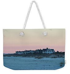 Beach Houses Weekender Tote Bag