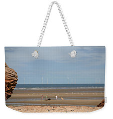 Beach Weekender Tote Bag by Spikey Mouse Photography