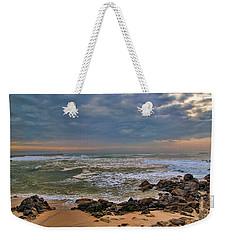 Beach Landscape Weekender Tote Bag