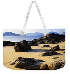 Beach Of Gold Weekender Tote Bag