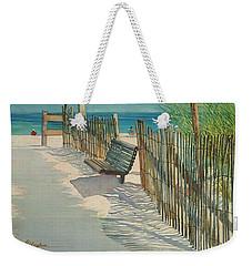 Beach Patterns Weekender Tote Bag