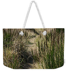 Beach Trail Weekender Tote Bag