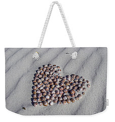 Beach Treasure Weekender Tote Bag by Jola Martysz