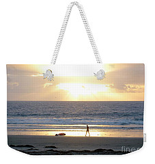 Beachcomber Encounter Weekender Tote Bag