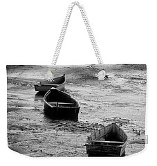 Beached Boats Weekender Tote Bag by Gary Slawsky