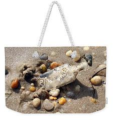Beached Bottle Weekender Tote Bag