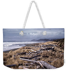 Beached Driftlogs Weekender Tote Bag