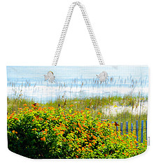 Beachy Butterflies  Weekender Tote Bag