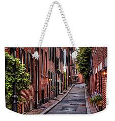 Beacon Hill Boston Weekender Tote Bag by Carol Japp