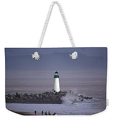 Beacon On The Jetty Weekender Tote Bag