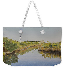 Beacon On The Marsh Weekender Tote Bag