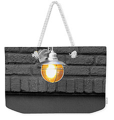 Weekender Tote Bag featuring the photograph Beacon by Rodney Lee Williams