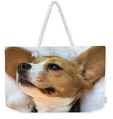 Beagles Dreams Weekender Tote Bag