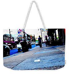 Beale Street Strolling Weekender Tote Bag
