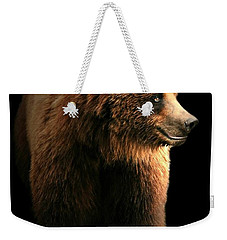 Bear Essentials Weekender Tote Bag by Diana Angstadt
