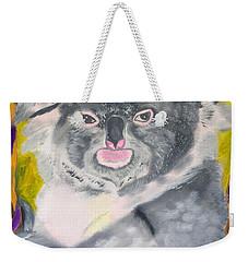 Koala Hug Weekender Tote Bag
