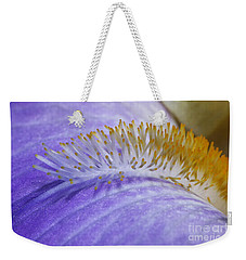 Beard Of The Iris Weekender Tote Bag