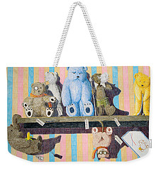 Bearly There Weekender Tote Bag