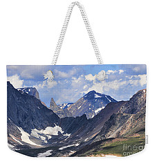 Beartooth Mountain Weekender Tote Bag