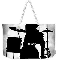 Beat Master Weekender Tote Bag