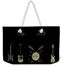 Beatles Something Weekender Tote Bag