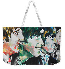 The Beatles 02 Weekender Tote Bag